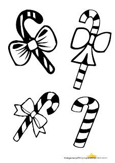 caramelos de navidad