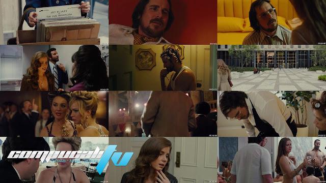 La Gran Estafa Americana DVDRip Latino