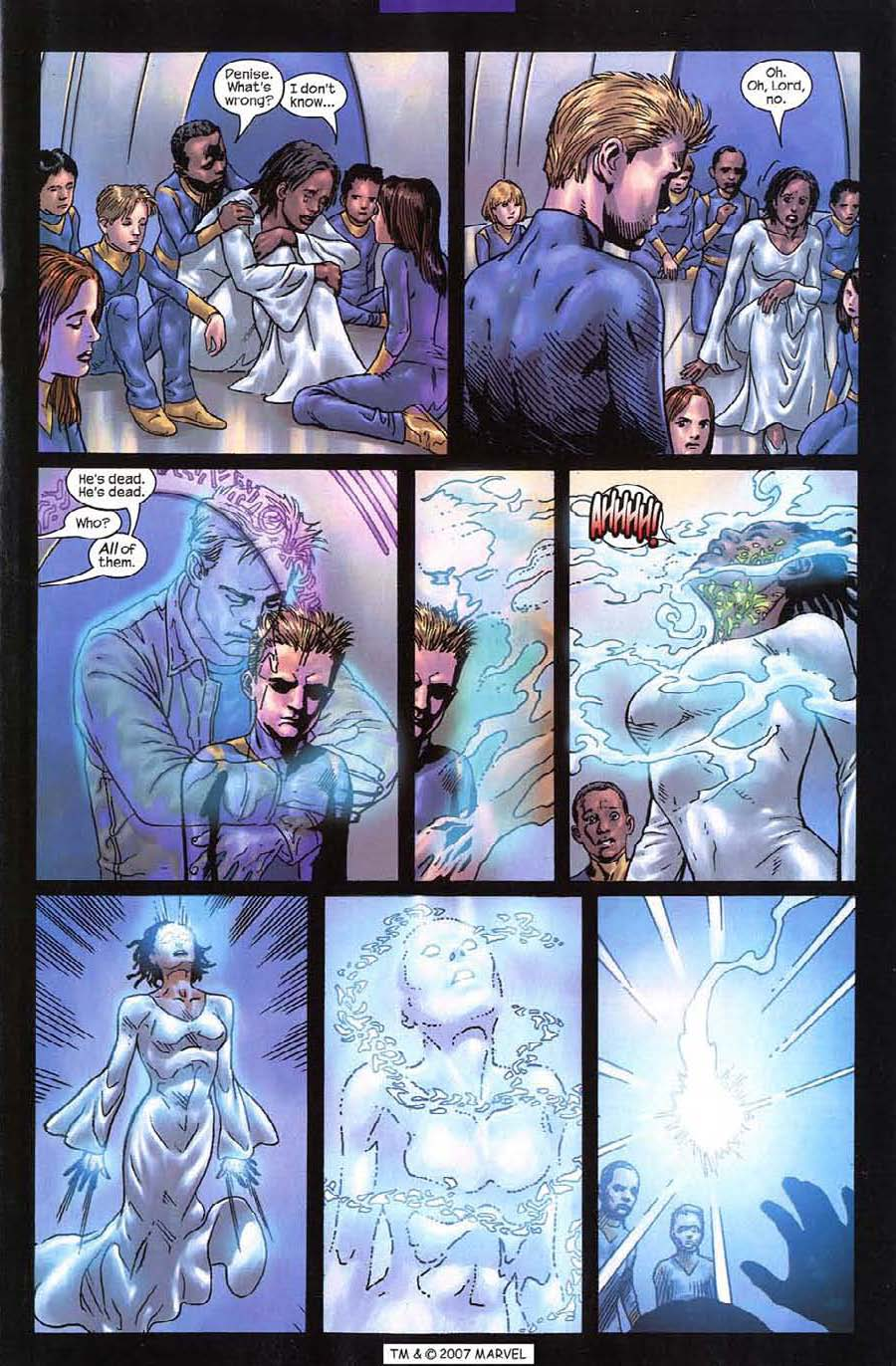 Read online Silver Surfer (2003) comic -  Issue #12 - 11