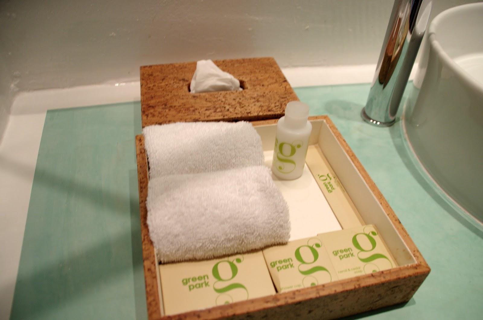 Vila Monte Farm House Portugal Bathroom toiletries