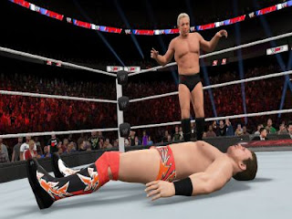 Download WWE 2K15 PC Game Setup With Crack