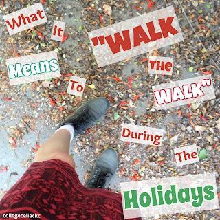 casey the college celiac, gratitude, holidays