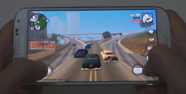 Descarga Gta San Andreas Para Movil Htcmania