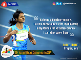 Asian Athletics Championship comes to India