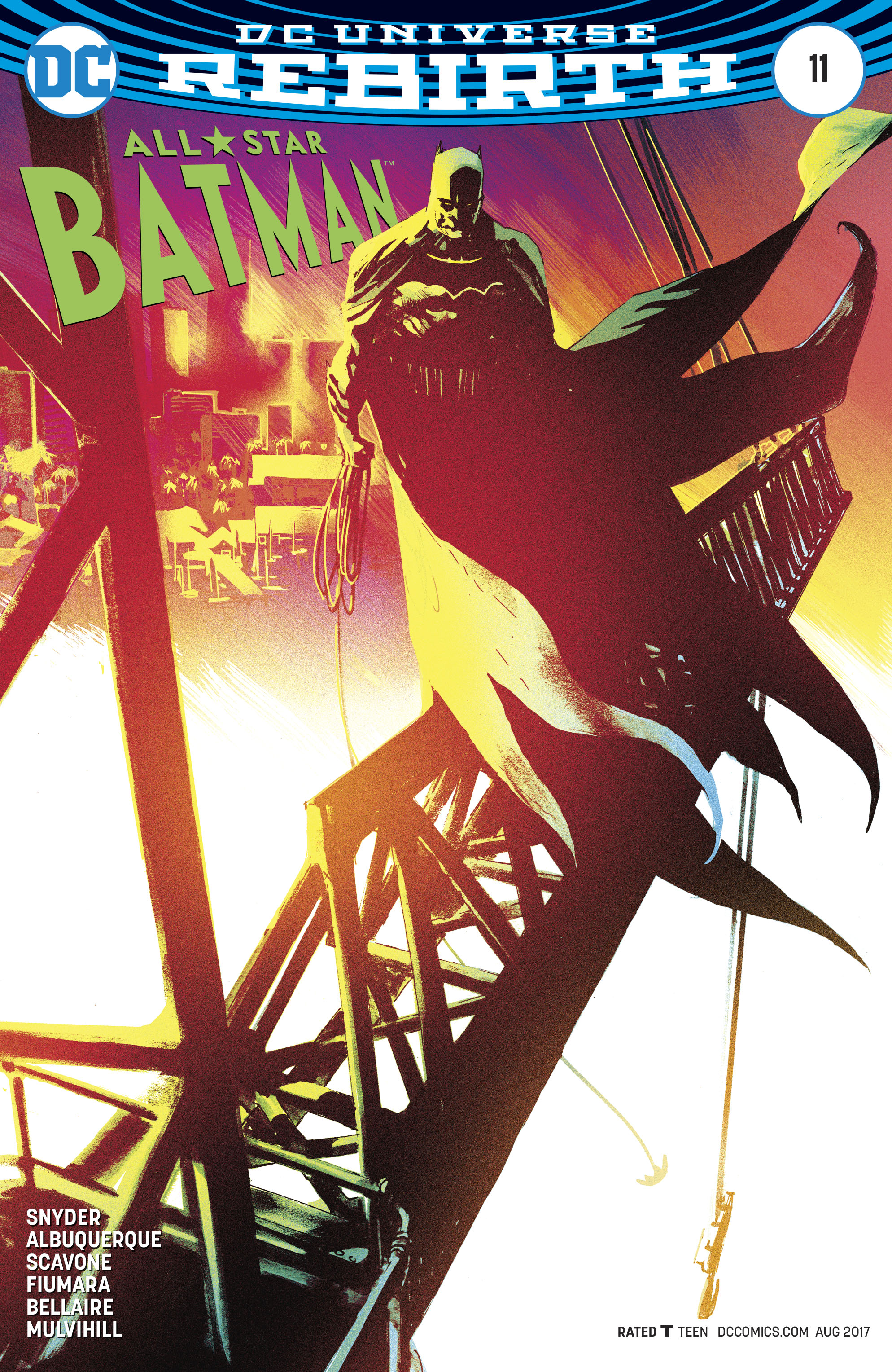 Read online All-Star Batman comic -  Issue #11 - 3