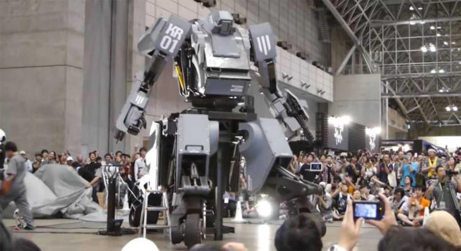 Peralatan perang masa depan dari fantasi yang menjadi kenyataan