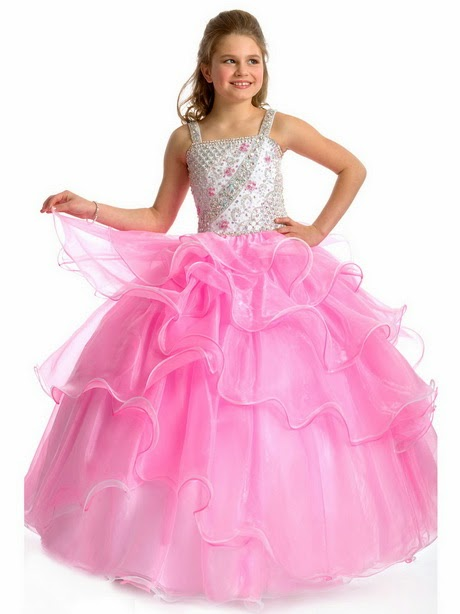 Happy New Year 2016 Dress Ideas for Kids Girl Sweet