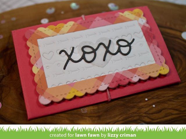 Lawn Fawn Stitched Heart Envelope에 대한 이미지 검색결과