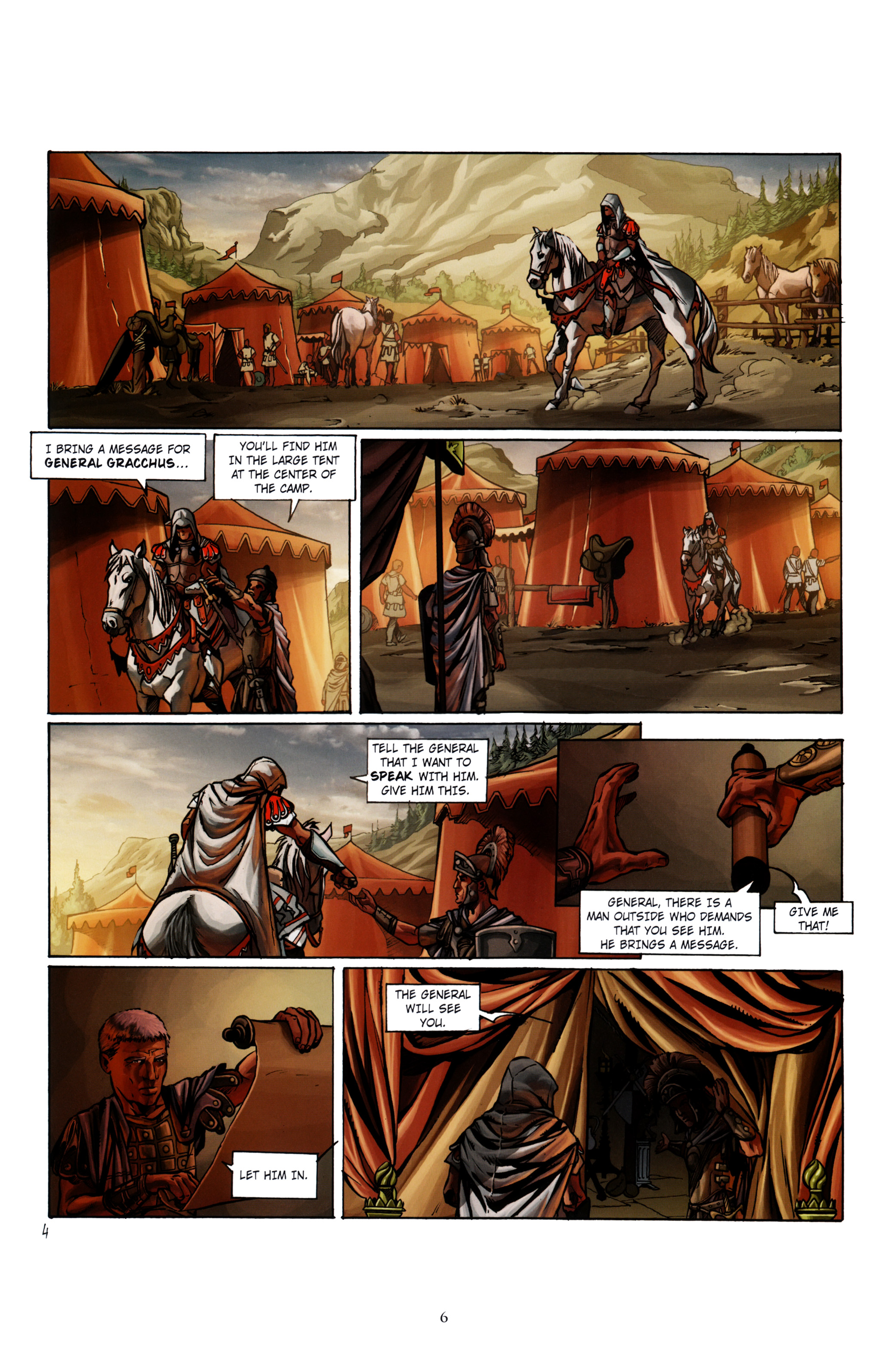 Read online Assassin's Creed (2012) comic -  Issue #1 - 10