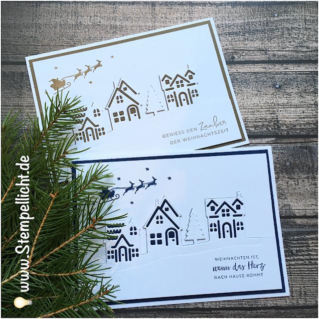 stempellicht weihnachtskarten produktpaket weihnachten. Black Bedroom Furniture Sets. Home Design Ideas