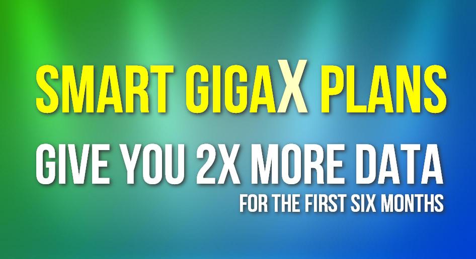 Smart GigaX Plans