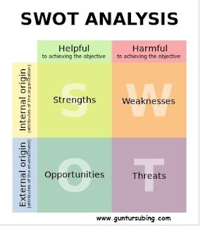 Analisis SWOT ; Potensi Blog untuk Generasi Muda