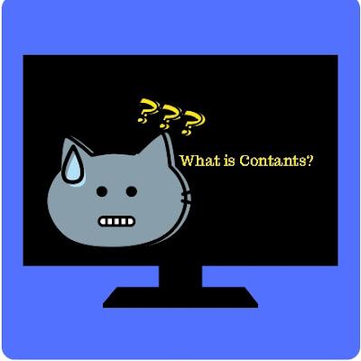 Belajar Java Dasar Mendeklarasikan Dan Menggunakan Constants