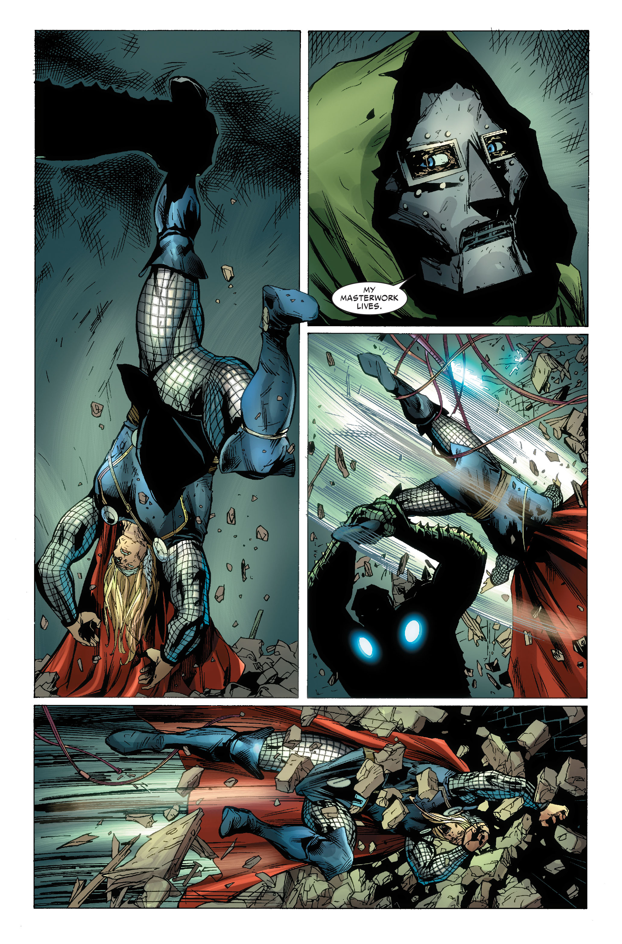 Thor (2007) Issue #605 #18 - English 22