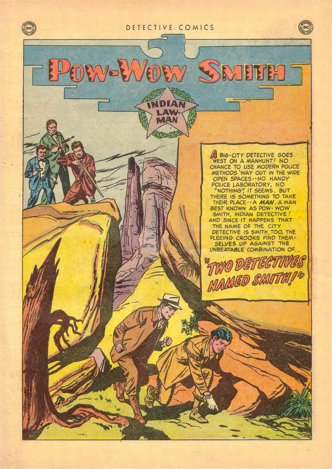 Read online Detective Comics (1937) comic -  Issue #161 - 39