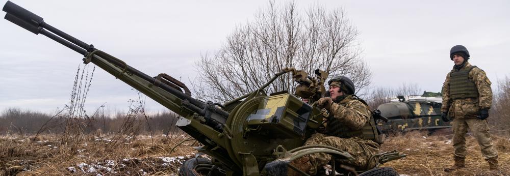 23-мм ствол для зенітної установки ЗУ-23-2