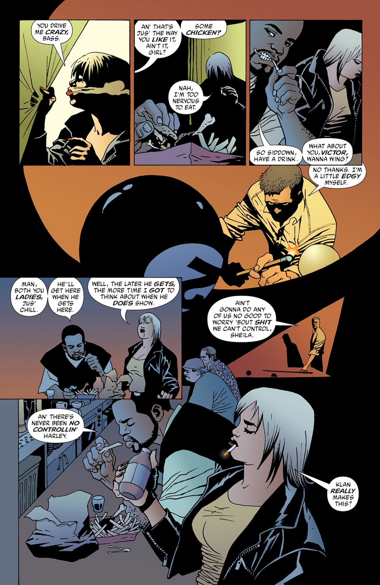 Read online 100 Bullets comic -  Issue #50 - 3