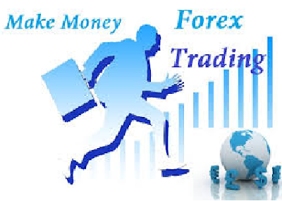 How make money with online forex trading