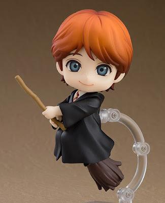 """Figuras: Imágenes del Nendoroid de Ron Weasley de """"Harry Potter"""" - Good Smile Company"""