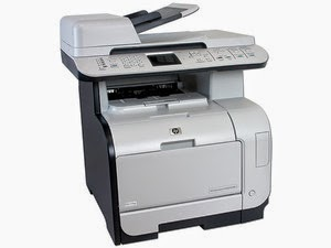 in addition to scan capabilities inwards a unmarried slow to purpose device Download  HP LaserJet CM2320MFP Printer Driver