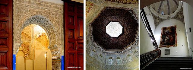 Universidade de Granada - Palácio La Madraza e Faculdade de Tadução
