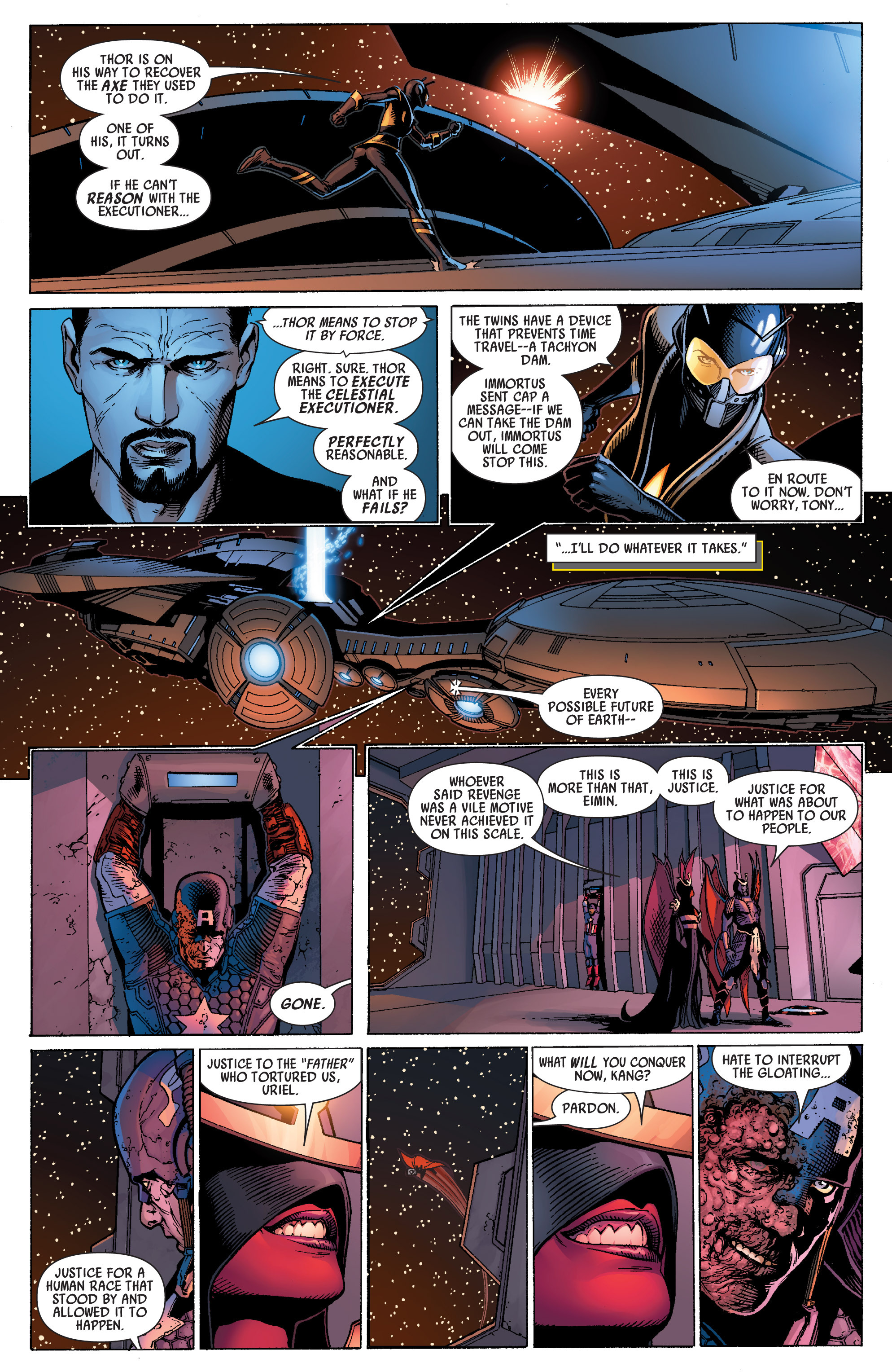 Read online Uncanny Avengers (2012) comic -  Issue #16 - 6