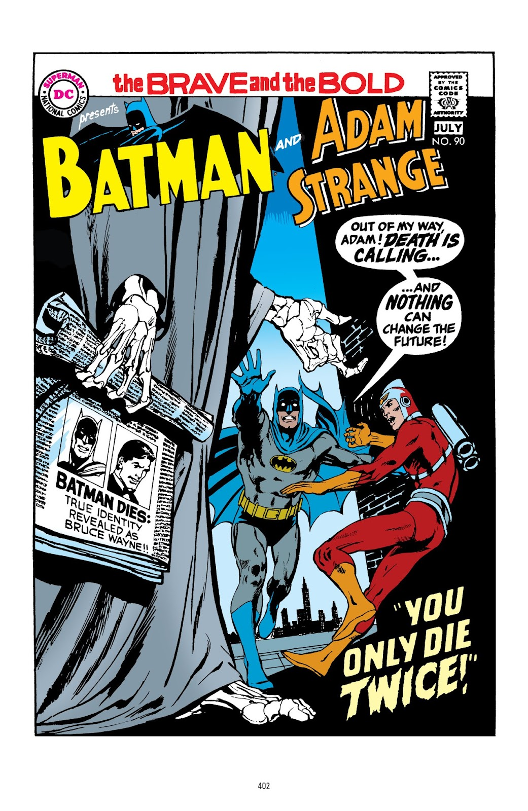 Batman: The Brave and the Bold - The Bronze Age TPB (Part 5) #5 - English 1