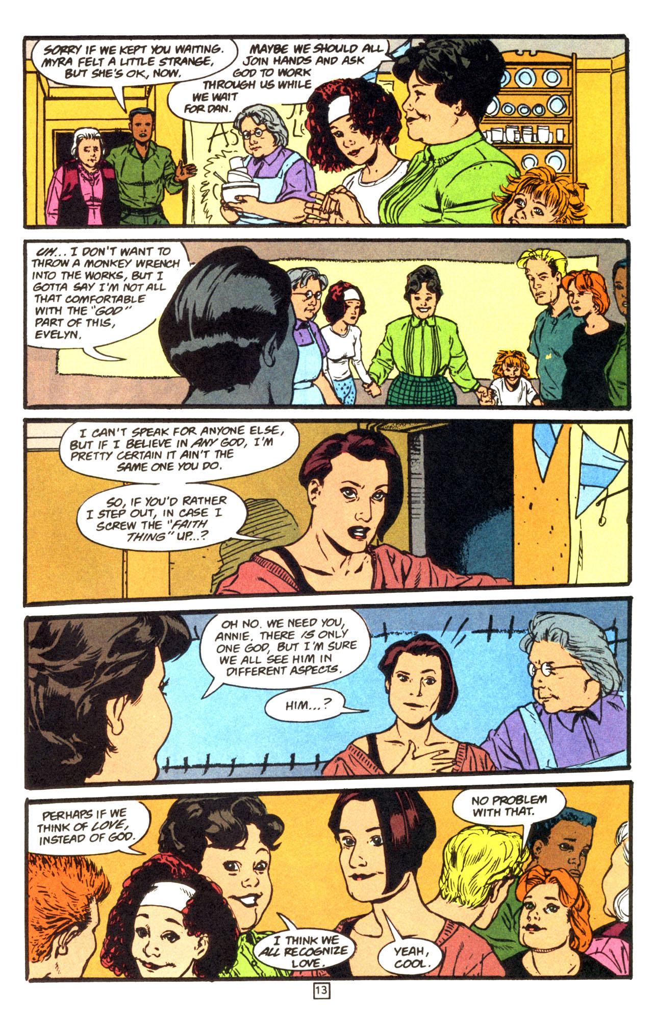 Read online Animal Man (1988) comic -  Issue #68 - 14