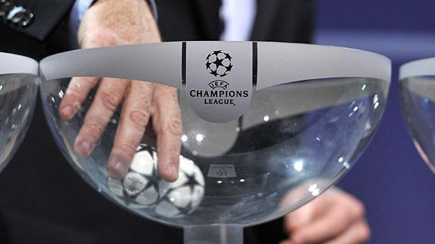 Champions League draw Results