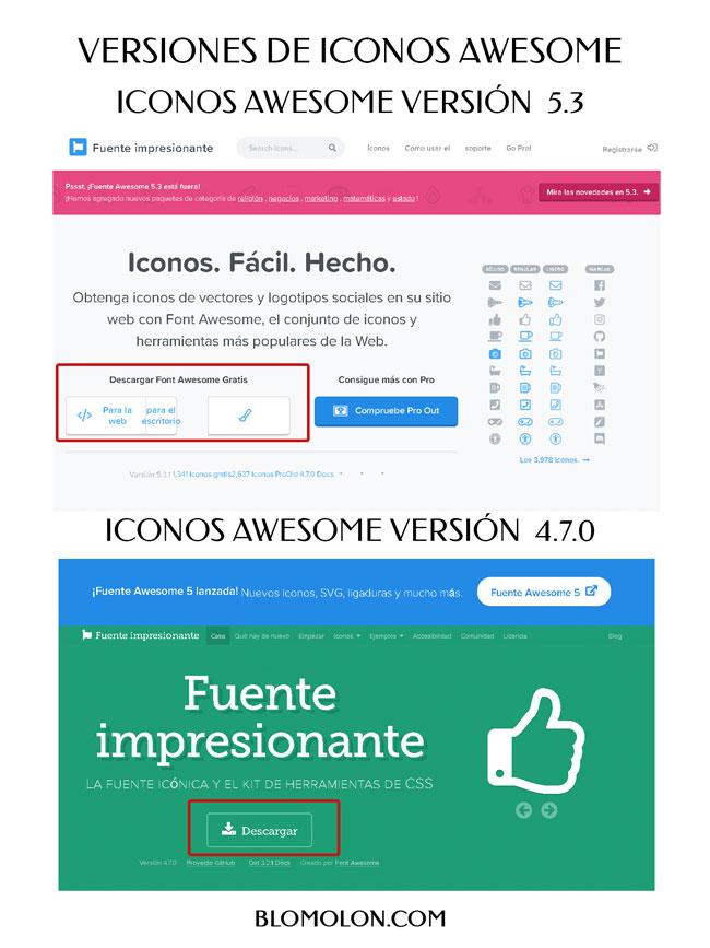 versiones_de_iconos_font_awesome