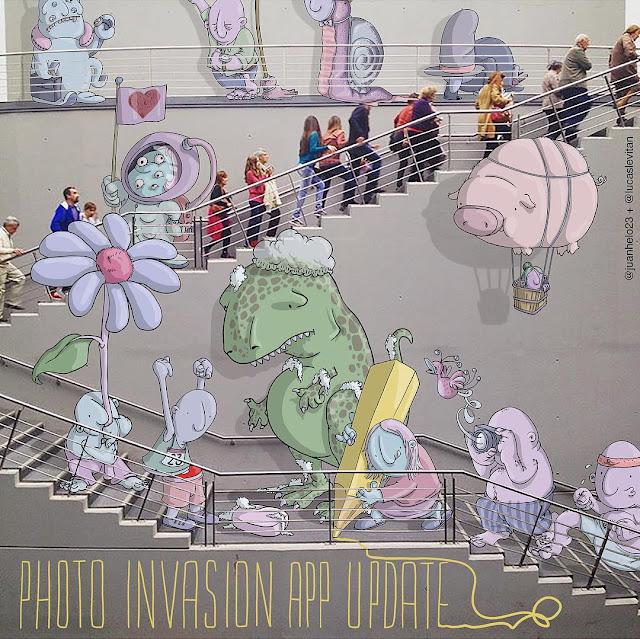 Best 10 Desain Ilustrasi Karya Lucas Levitan