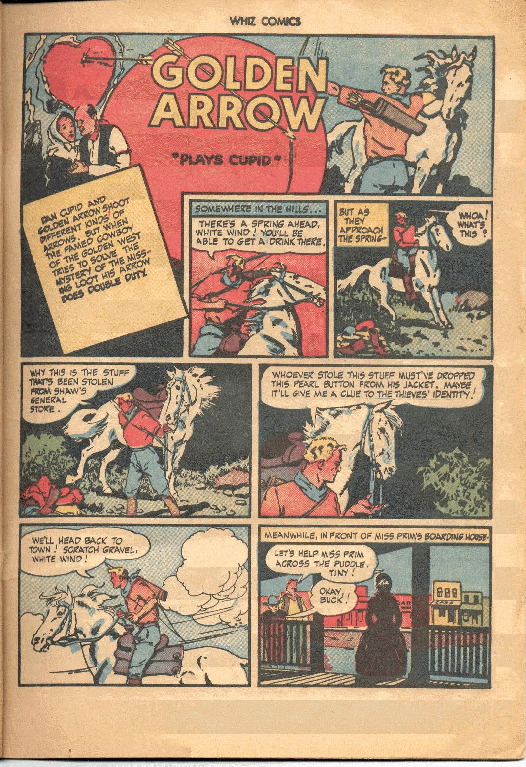 WHIZ Comics issue 71 - Page 13