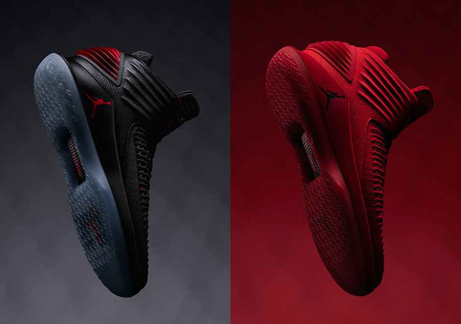 quality design 9d3eb efc6b Jordan Brand officially unveils the Air Jordan 32, a brand new sneaker that  draws design inspiration from the Air Jordan II and blends it with the best  ...