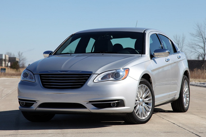 Silver Chrysler 200 >> Best Car Models & All About Cars: Chrysler 2012 200 Sedan