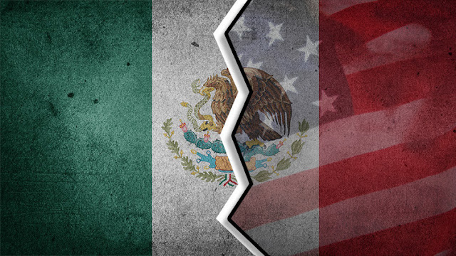 Cómo EE.UU. se quedó con la mitad de México