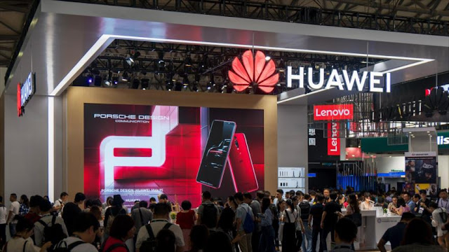 Huawei no está preocupado por sanciones de EEUU en su contra