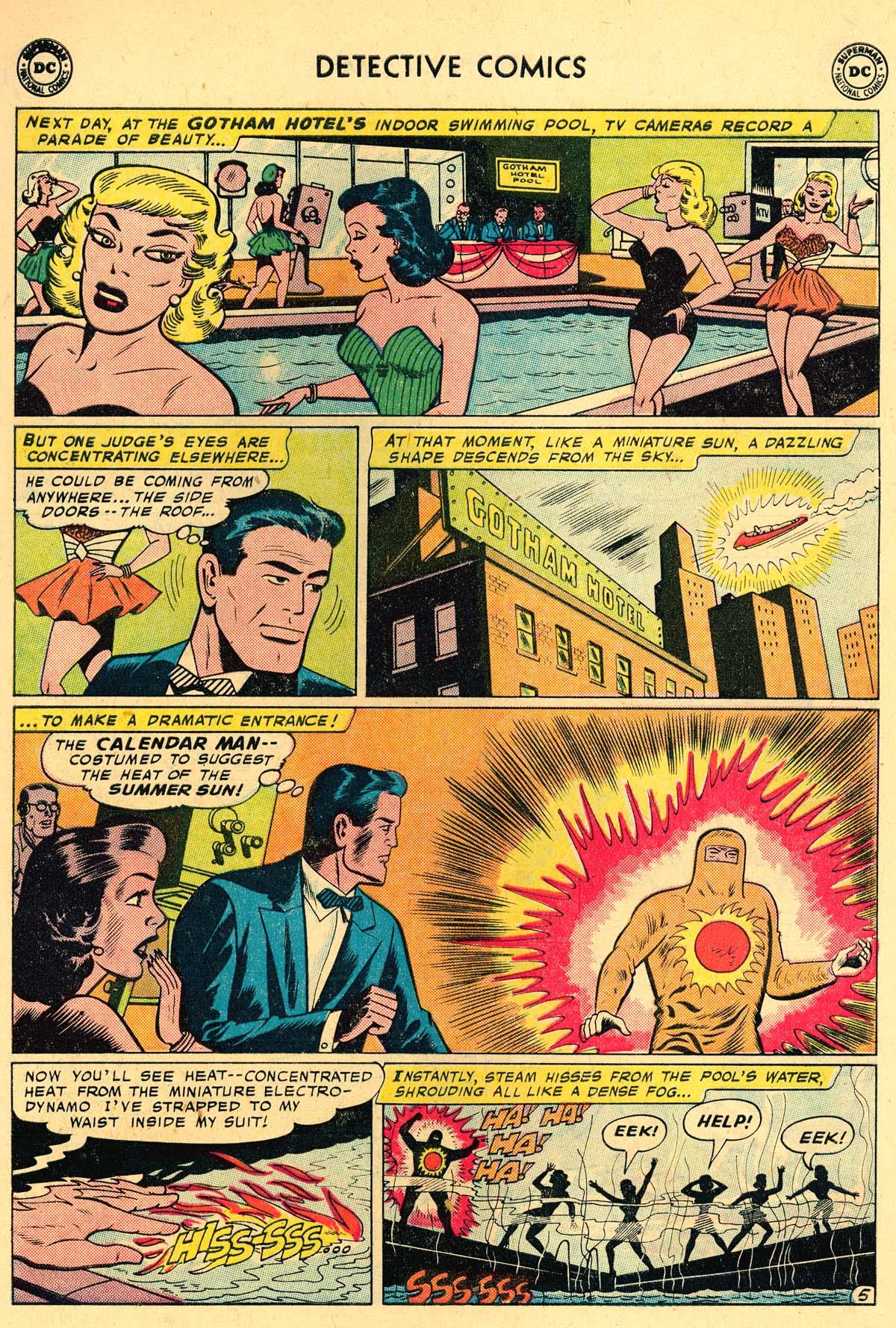 Detective Comics (1937) 259 Page 6