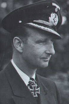 18 October 1940 worldwartwo.filminspector.com Fritz Frauenheim U-boat Captain