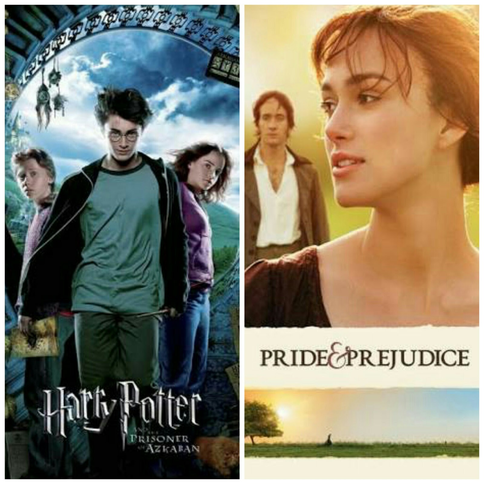 from jane austen to harry potter actors who starred in