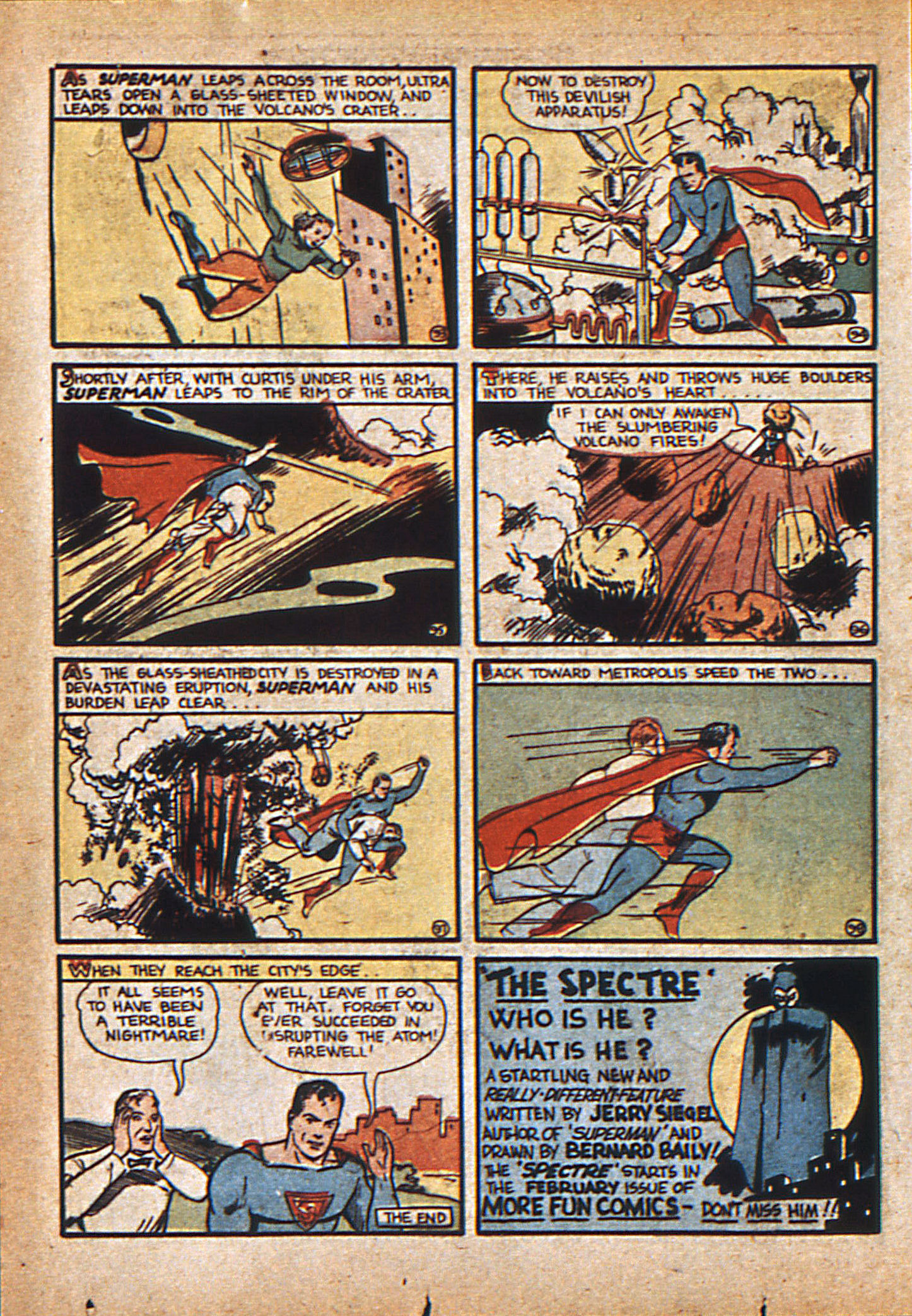 Read online Action Comics (1938) comic -  Issue #21 - 17