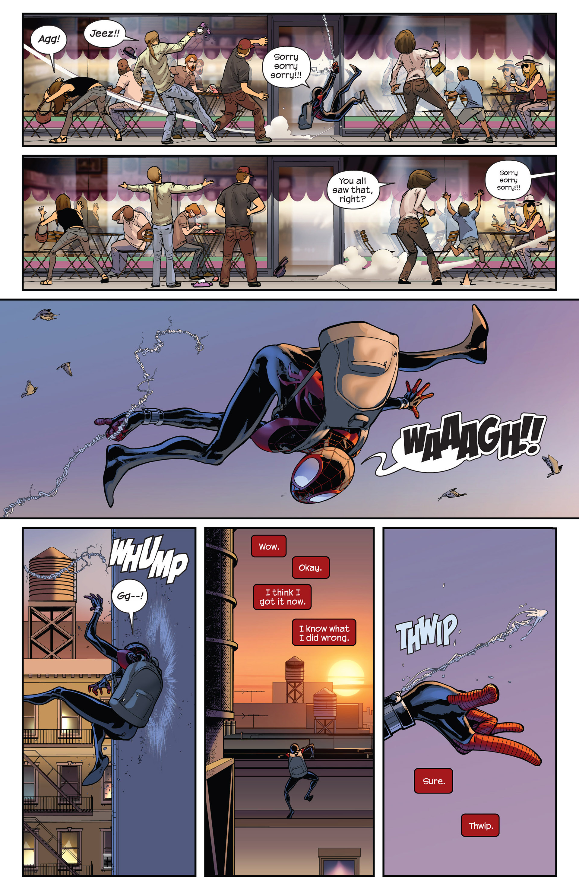 Read online Ultimate Comics Spider-Man (2011) comic -  Issue #14 - 11