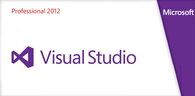 Download Visual Studio Professional 2012 Full Version Via