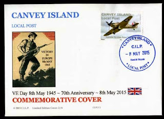 CILP VE Day Commemorative Cover
