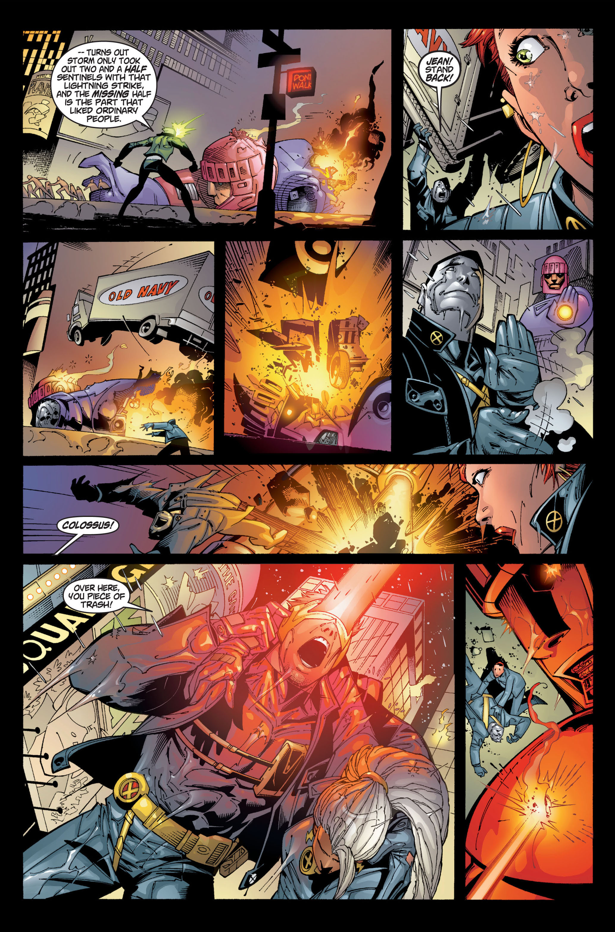 Read online Ultimate X-Men comic -  Issue #1 - 28