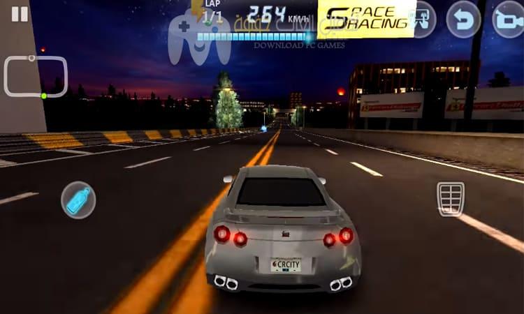 تحميل لعبة City Racing 3d للكمبيوتر والموبايل