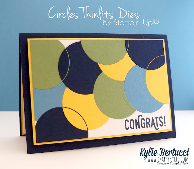 Stampin Up Pinterest Inspired Challenge Kylie Bertucci Australia