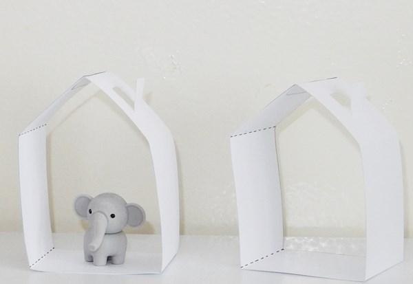 Decorer Grand Mur Blanc Salon