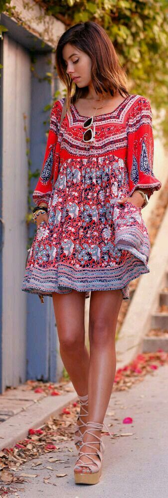 boho style obsession