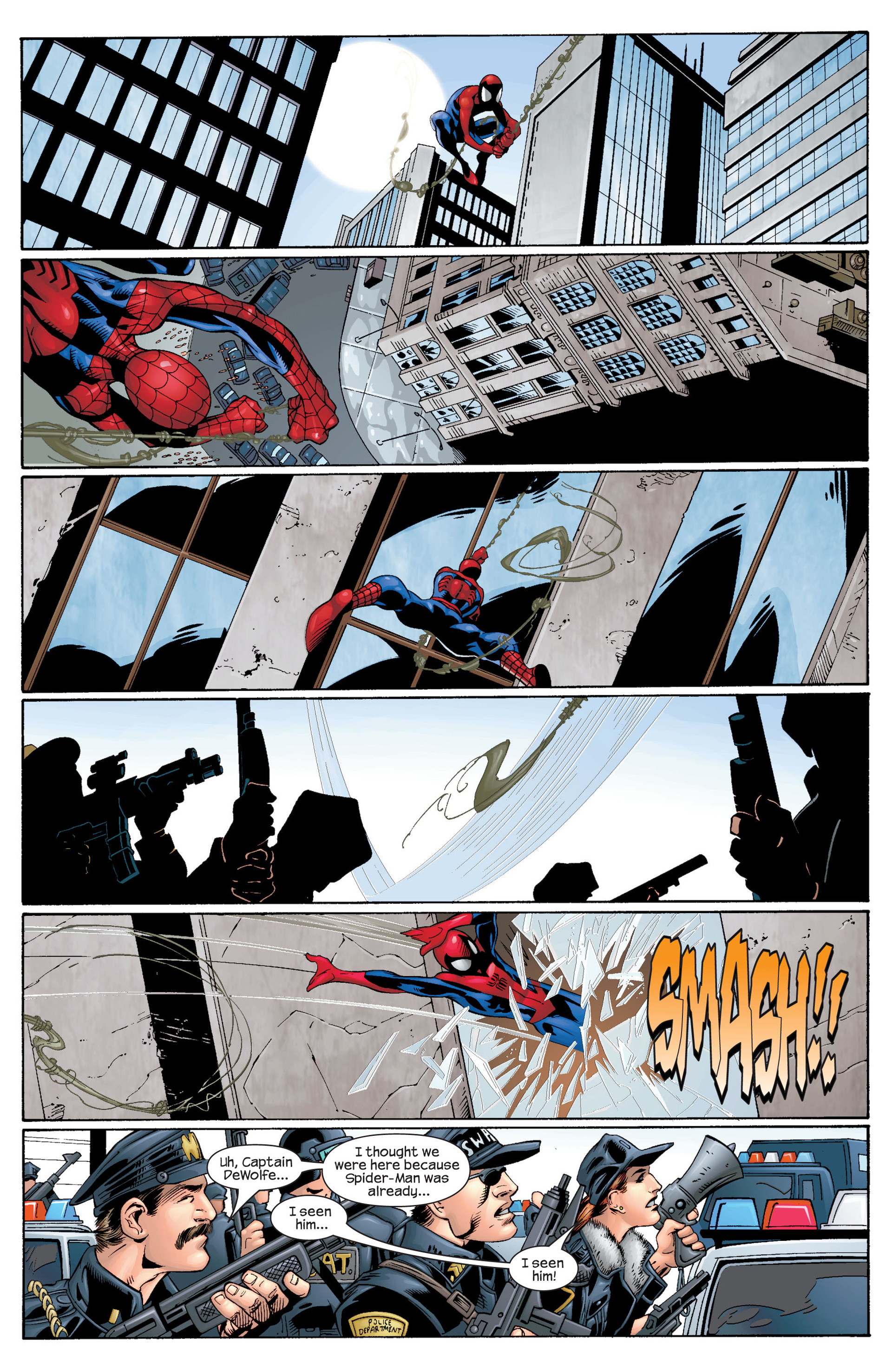 Read online Ultimate Spider-Man (2000) comic -  Issue #31 - 21
