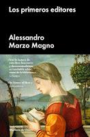 Los primeros editores, Alessandro Marzo Magno